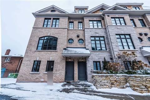 Townhouse for sale at 290 Royalton Common St Unit 72 Oakville Ontario - MLS: W4680206