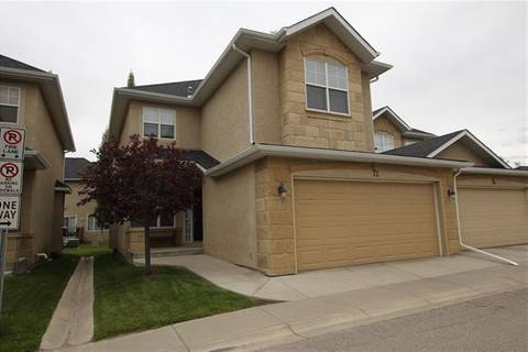 Townhouse for sale at 39 Strathlea Common Southwest Unit 72 Calgary Alberta - MLS: C4285531