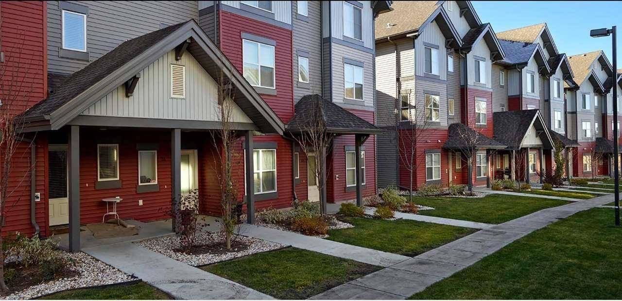 Townhouse for sale at 655 Watt Blvd Sw Unit 72 Edmonton Alberta - MLS: E4151574