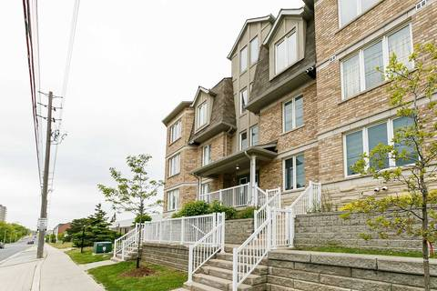 Condo for sale at 655 Warden Ave Unit 72 Toronto Ontario - MLS: E4575355