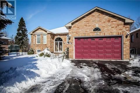 House for sale at 72 Acorn Cres Wasaga Beach Ontario - MLS: 180555