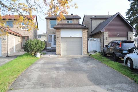 House for rent at 72 Ascot Cres Markham Ontario - MLS: N4455284