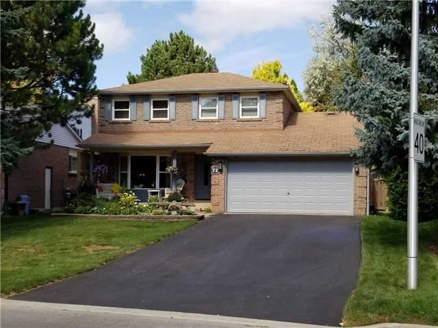 House for sale at 72 Batson Drive AURORA Ontario - MLS: N4252463