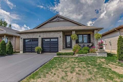 House for sale at 72 Beech Blvd Tillsonburg Ontario - MLS: 280509
