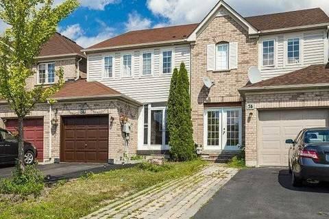 Townhouse for sale at 72 Big Moe Cres Brampton Ontario - MLS: W4582724