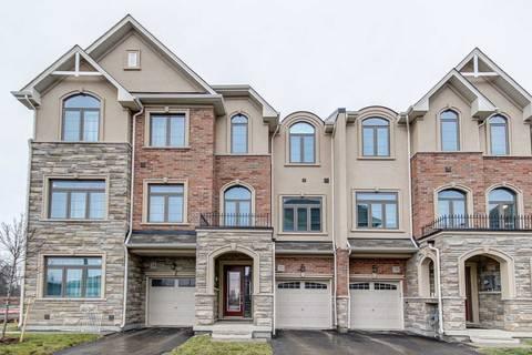 Townhouse for sale at 72 Borers Creek Circle St Hamilton Ontario - MLS: X4638503