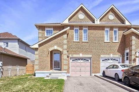 Townhouse for sale at 72 Breeze Dr Bradford West Gwillimbury Ontario - MLS: N4475452