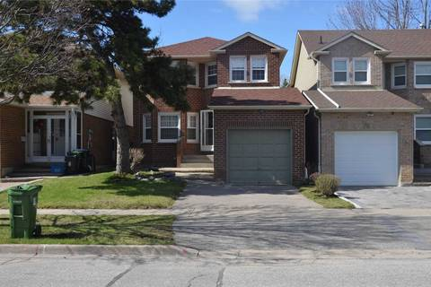 House for sale at 72 Captain Hall Ct Toronto Ontario - MLS: E4670156