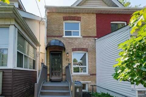 Townhouse for sale at 72 Caroline Ave Toronto Ontario - MLS: E4823266