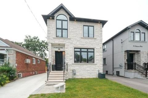 House for sale at 72 Cedarcrest Blvd Toronto Ontario - MLS: E4572958