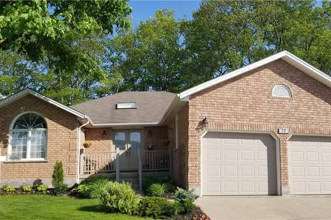 House for sale at 72 Copperfield Dr Cambridge Ontario - MLS: 30736784