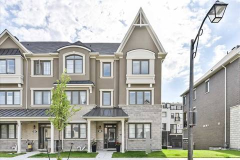Townhouse for sale at 72 Cornell Centre Blvd Markham Ontario - MLS: N4492778