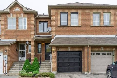 Townhouse for sale at 72 Denton Circ Vaughan Ontario - MLS: N4484034