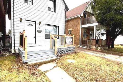 House for sale at 72 Dundas St Brantford Ontario - MLS: X4733349