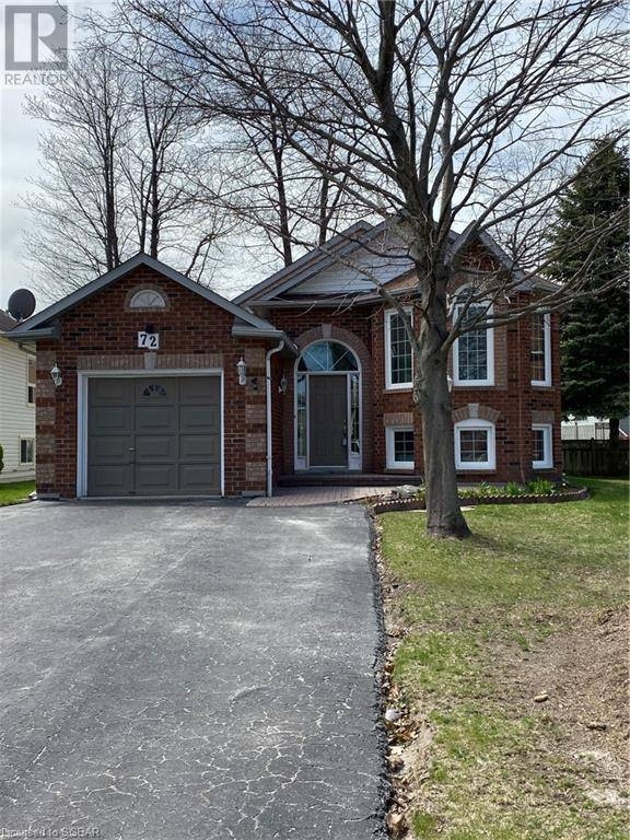 House for sale at 72 Dyer Dr Wasaga Beach Ontario - MLS: 244113