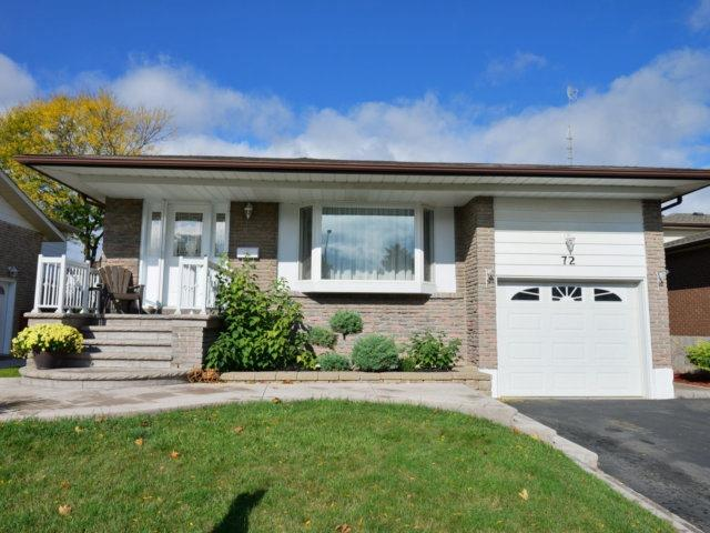Sold: 72 Elgin Drive, Brampton, ON