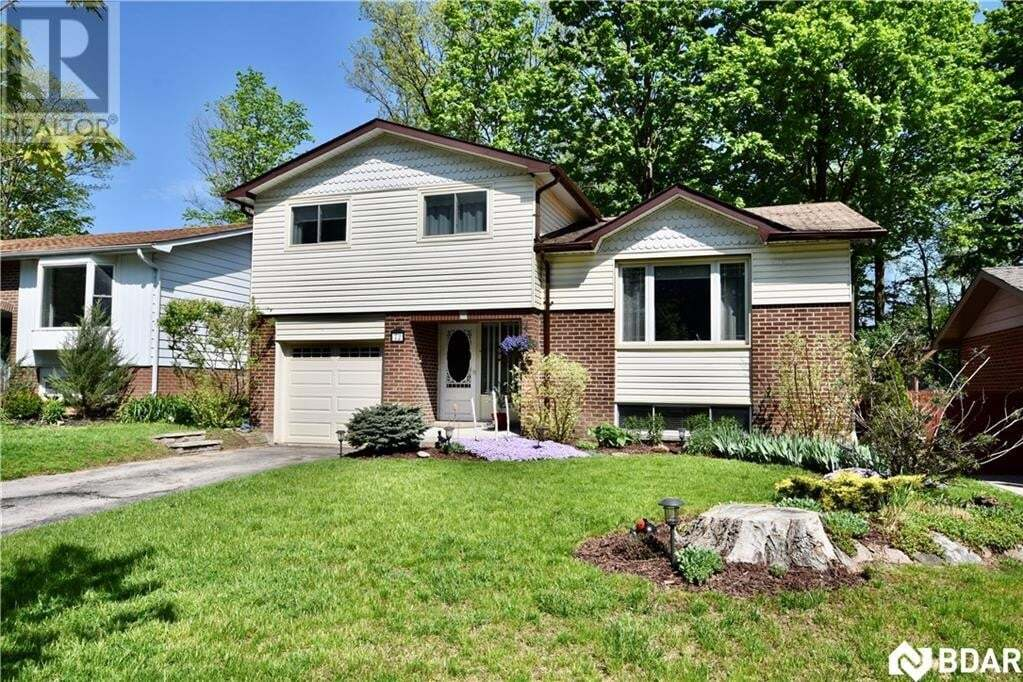 House for sale at 72 Farmingdale Cres Barrie Ontario - MLS: 30809099