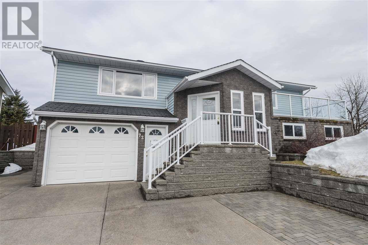 House for sale at 72 Farrow St Kitimat British Columbia - MLS: R2438389