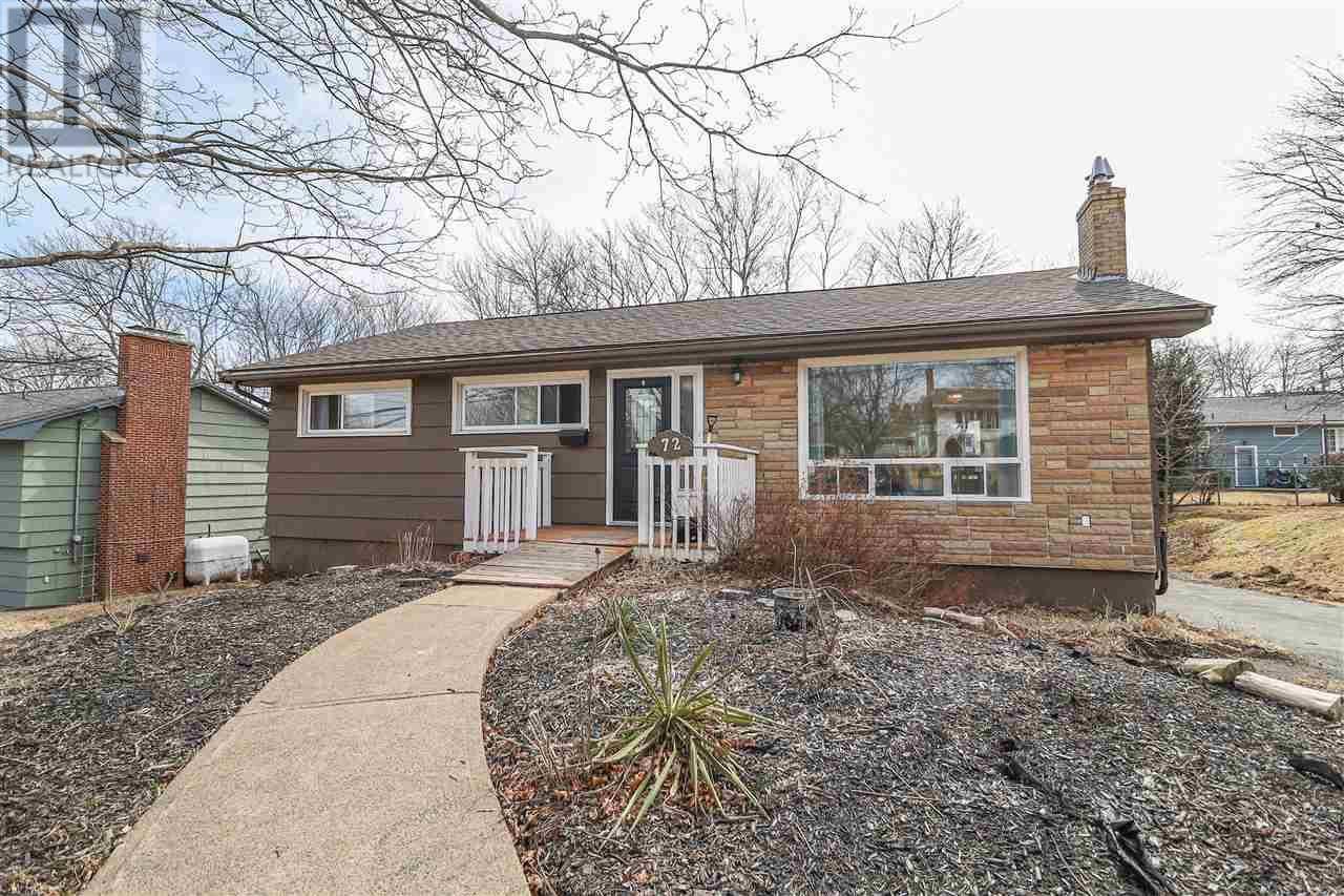 House for sale at 72 Flamingo Dr Halifax Nova Scotia - MLS: 202005377