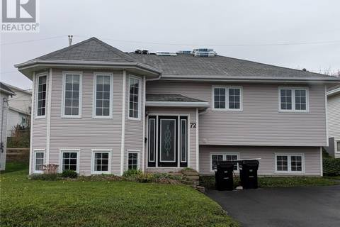 House for sale at 72 Frecker Dr St. John's Newfoundland - MLS: 1197327