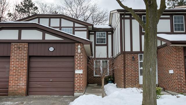 Sold: 72 Gordon Way, Markham, ON