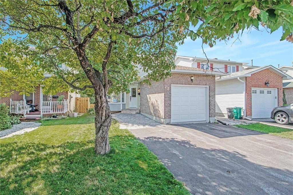 House for sale at 72 Gowrie Dr Ottawa Ontario - MLS: 1170091