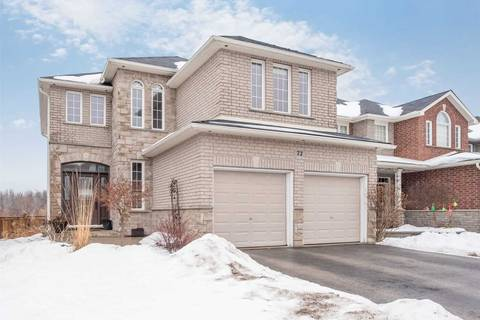 House for sale at 72 Graihawk Dr Barrie Ontario - MLS: S4676959