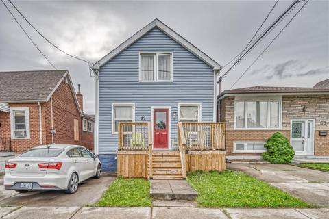 House for sale at 72 Harmony Ave Hamilton Ontario - MLS: H4055917