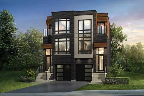 Townhouse for sale at 72 Holmesdale Rd Toronto Ontario - MLS: W4525800