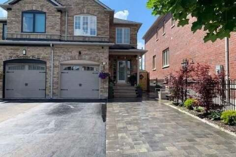 Townhouse for sale at 72 Humbershed Cres Caledon Ontario - MLS: W4820444