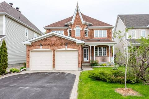 House for sale at 72 Insmill Cres Ottawa Ontario - MLS: 1153213