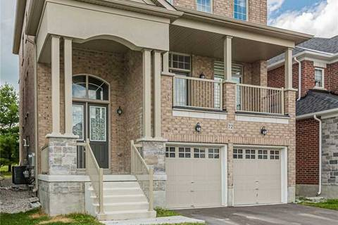 House for sale at 72 Inverness Wy Bradford West Gwillimbury Ontario - MLS: N4526568