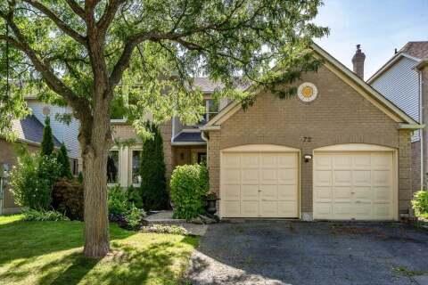 House for sale at 72 Jaffa Dr Brampton Ontario - MLS: W4909646