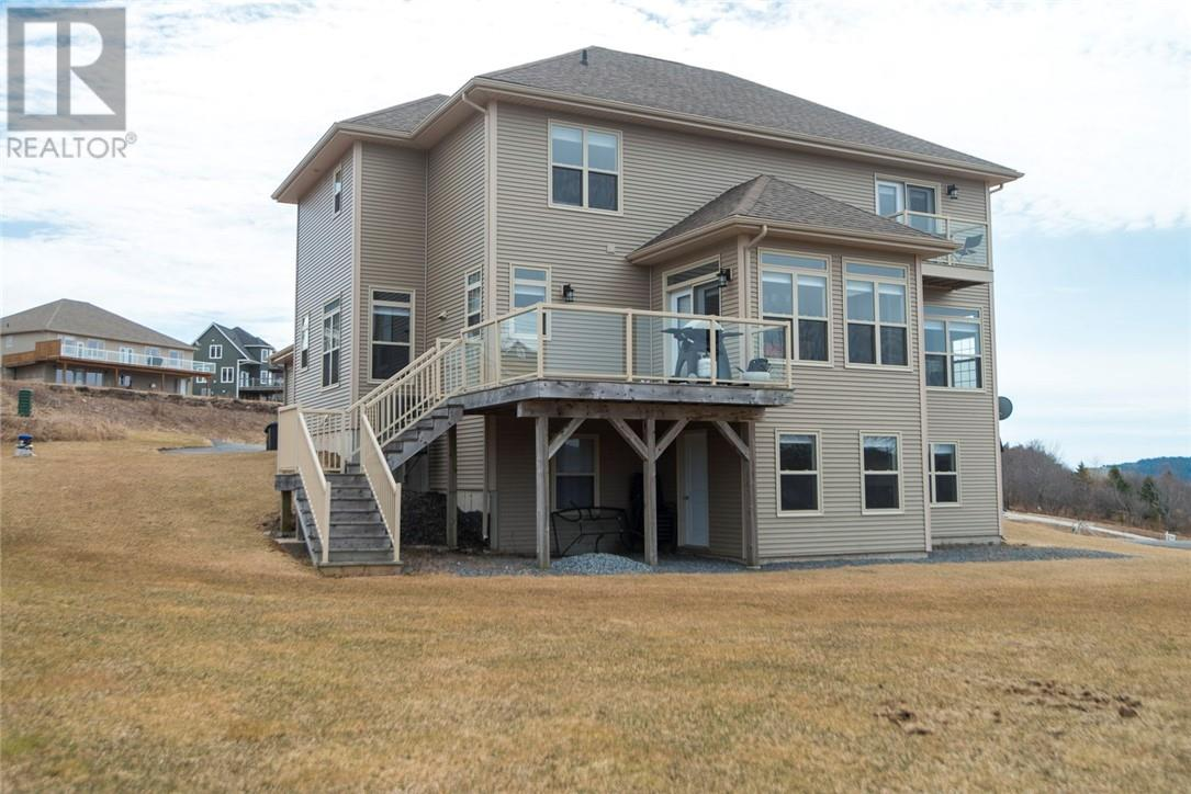 For Sale: 72 Jenkins Drive, Quispamsis, NB | 4 Bed, 5 Bath House for $750,000. See 25 photos!