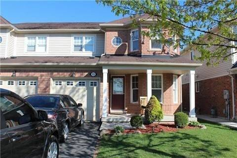 Townhouse for rent at 72 Jessop Dr Brampton Ontario - MLS: W4670875