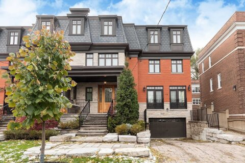 Townhouse for sale at 72 Lawton Blvd Toronto Ontario - MLS: C4979023