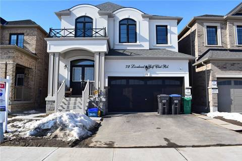 House for sale at 72 Lionhead Golf Club Rd Brampton Ontario - MLS: W4695472