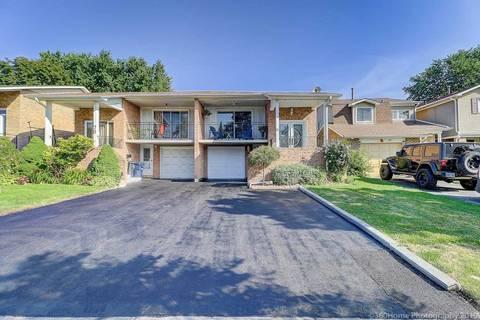 Townhouse for sale at 72 Lionhead Tr Toronto Ontario - MLS: E4542868