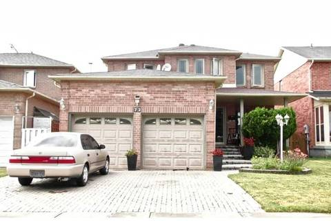 House for sale at 72 Magill Dr Ajax Ontario - MLS: E4611512