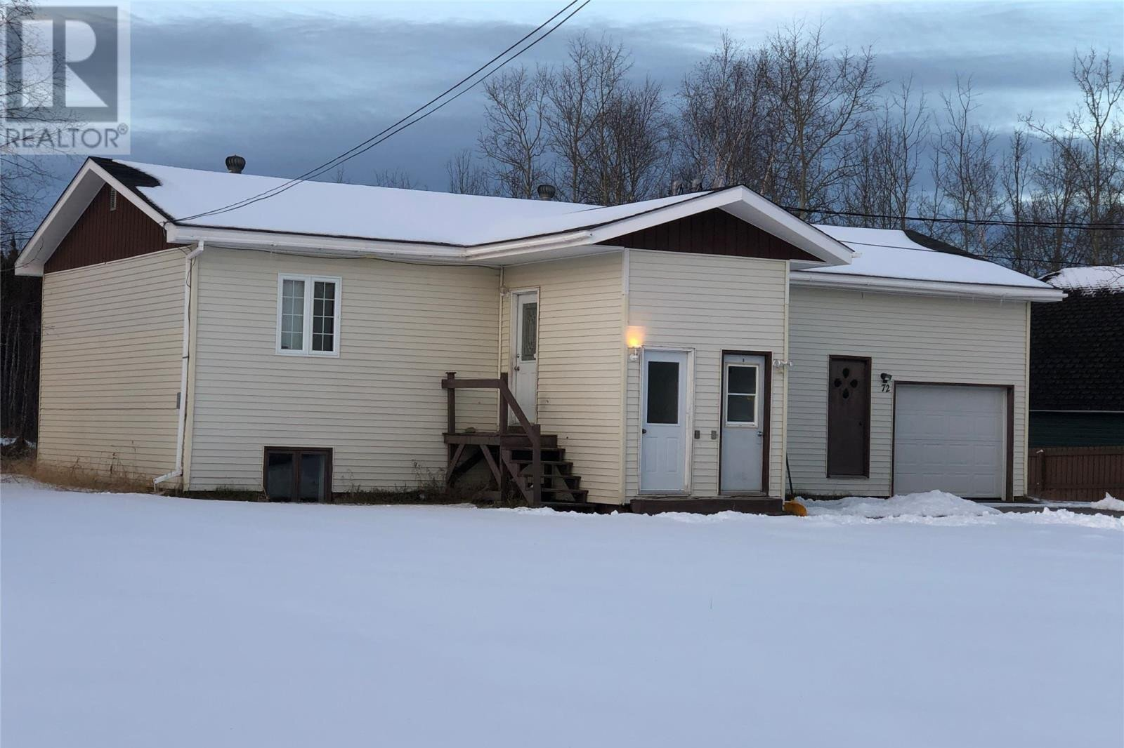 Residential property for sale at 72 Markland Rd Happy Valley - Goose Bay Newfoundland - MLS: 1223340