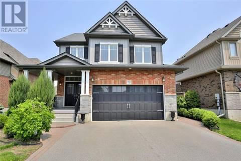 House for sale at 72 Marriott Pl Paris Ontario - MLS: 30739177