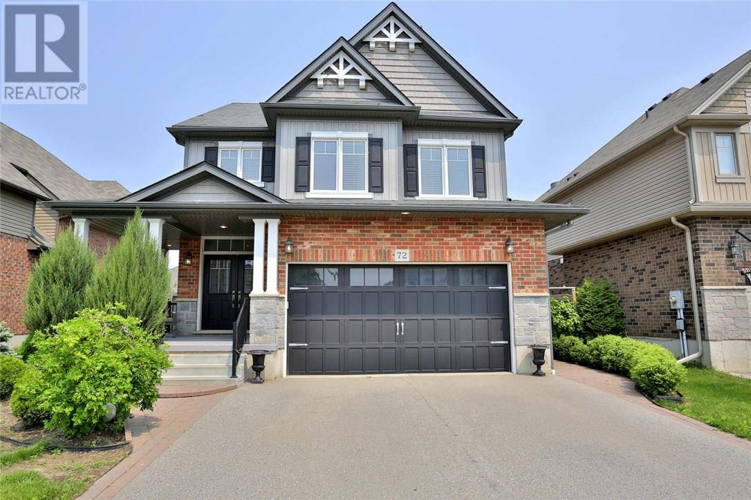 House for sale at 72 Marriott Pl Paris Ontario - MLS: 30755323