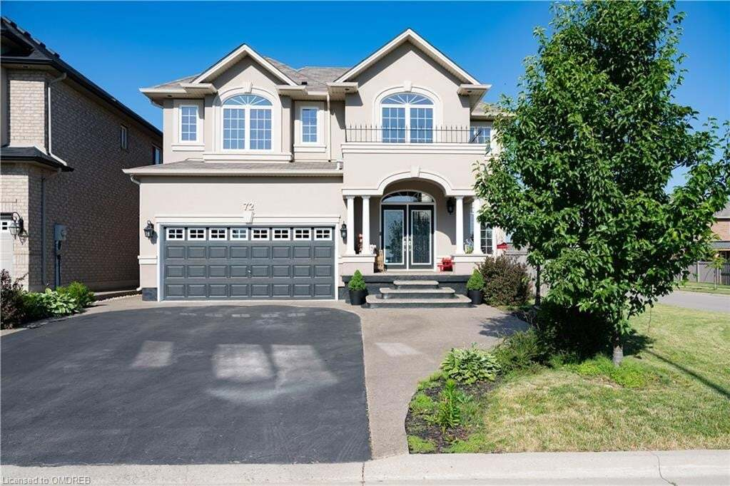 House for sale at 72 O'leary Dr Ancaster Ontario - MLS: 30804026