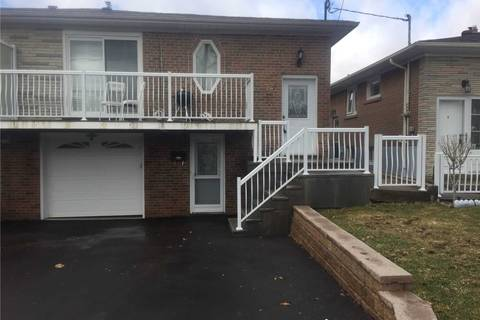 Townhouse for sale at 72 Orchardcroft Cres Toronto Ontario - MLS: W4726400