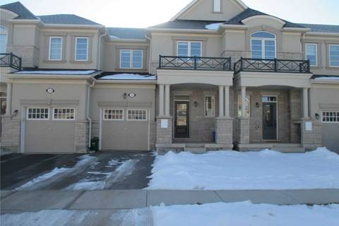 Townhouse for rent at 72 Orchardcroft Rd Oakville Ontario - MLS: W4694090