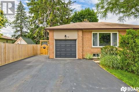Townhouse for sale at 72 Peel St North Barrie Ontario - MLS: 30749020