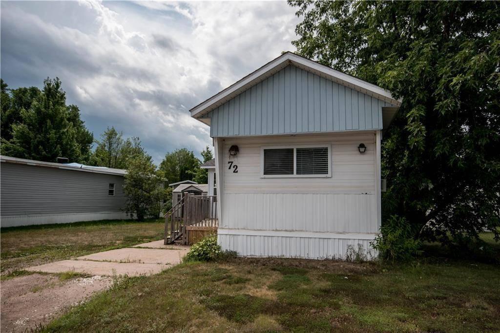 Residential property for sale at 72 Pinehurst Estates St Petawawa Ontario - MLS: 1165369