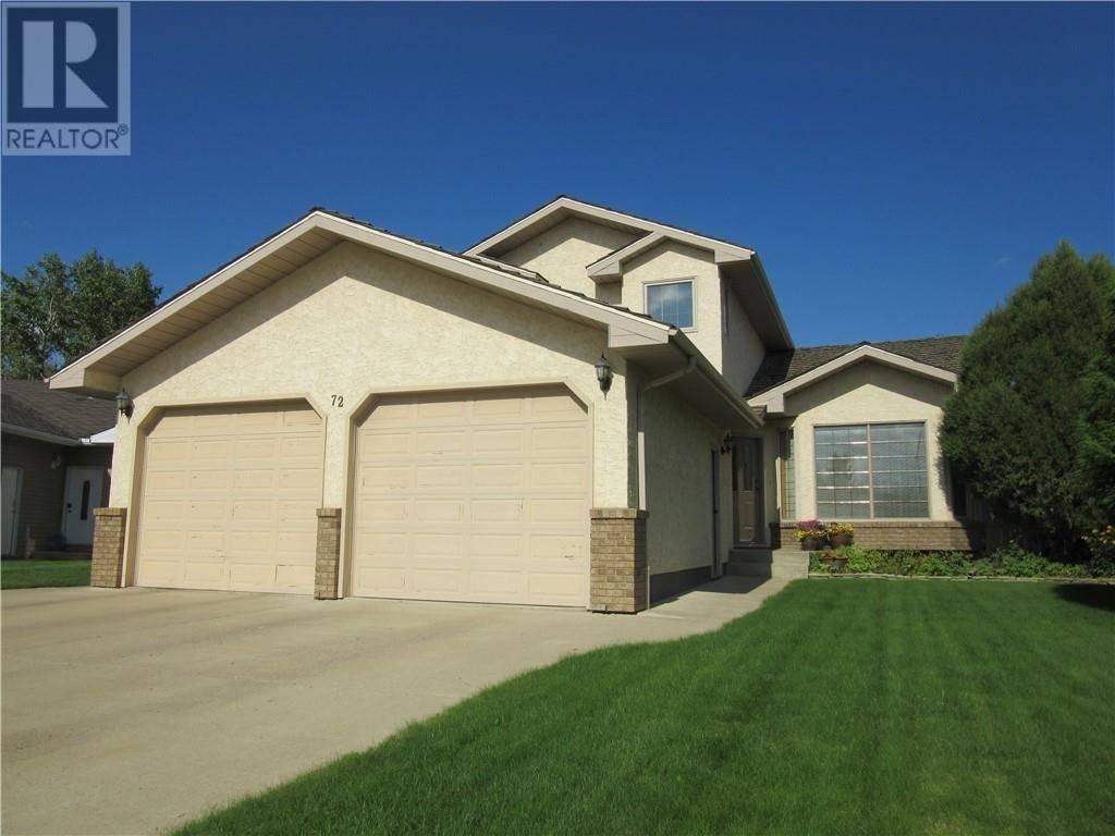 House for sale at 72 Prairie Meadows Rd W Brooks Alberta - MLS: sc0184123