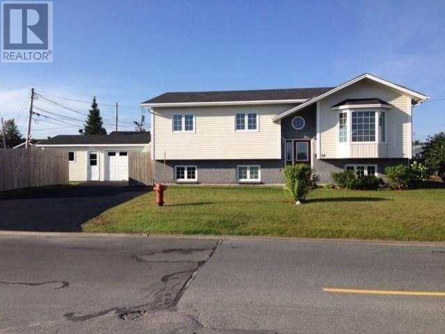 House for sale at 72 Raynham Ave Gander Newfoundland - MLS: 1196024