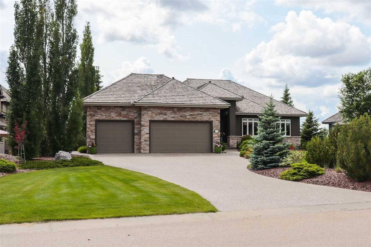 House for sale at 72 Riverstone Cs Rural Sturgeon County Alberta - MLS: E4164511